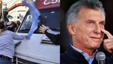 Photo of La provocación de Mauricio Macri tras los incidentes en el Obelisco