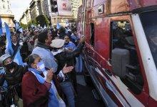 Photo of En plena pandemia, la oposición convoca otra marcha anticuarentena contra el Gobierno