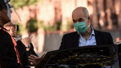 Photo of Un familiar de Horacio Rodríguez Larreta tiene coronavirus y está internado