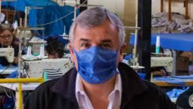 Photo of Gerardo Morales tiene Coronavirus
