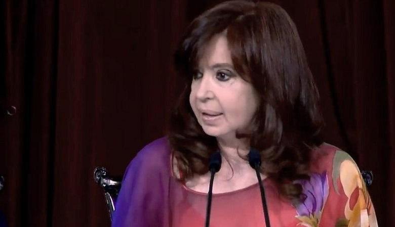 """El reclamo de Cristina Kirchner: """"Para el gobierno de la Ciudad no todos son iguales"""""""