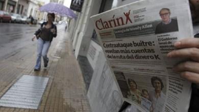 Photo of La alevosa amenaza del diario Clarín al Gobierno de Alberto Fernández