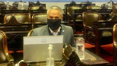 Photo of Un diputado anticuarentena fue al Congreso y tiene coronavirus