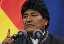 Photo of Evo Morales, proscripto para las elecciones de Bolivia