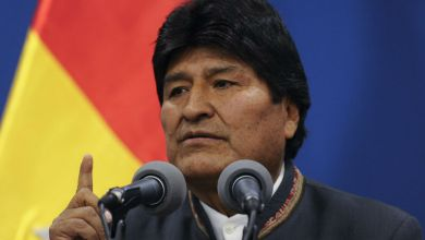 Photo of Evo Morales, proscripto para las elecciones de Bolivia