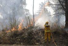 Photo of Los incendios en Córdoba, filmados por los bomberos desde adentro del fuego