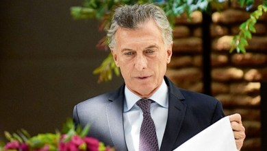 Photo of Mauricio Macri internado en el Sanatorio Otamendi