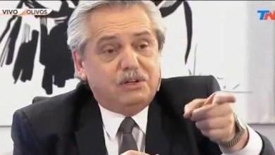 Photo of El insólito cruce entre Alberto Fernandez y periodista del Grupo Clarín