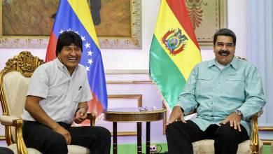Photo of Áñez negó la invitación de Arce a Morales y a Maduro para la asunción