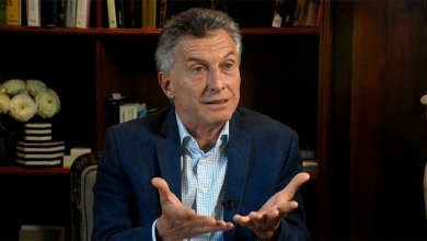 "Photo of Macri: ""En 2023 vamos a volver al poder"""