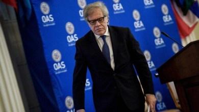 Photo of México pide la renuncia de Luis Almagro al frente de la OEA
