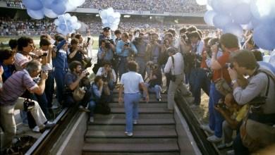 Photo of El Alcalde de Nápoles anunció que el Estadio San Paolo pasará a llamarse Diego Armando Maradona