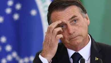 "Photo of Jair Bolsonaro: ""Espero que Trump gane"""