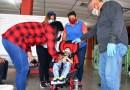 Alcaldía de Carirubana entrega equipos ortopédicos