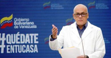 Venezuela reporta otros dos fallecidos y 171 nuevos casos de covid-19