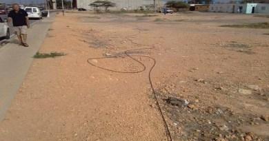 Punto Fijo: Se robaron 200 metros de fibra óptica perteneciente a Inter