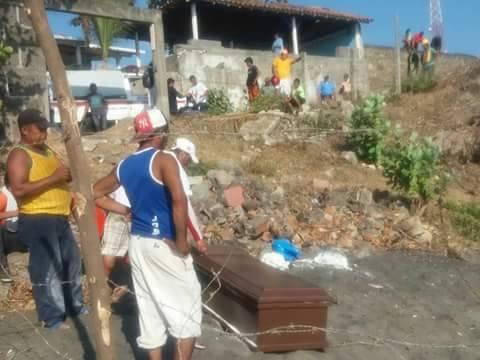 Encuentran el cuerpo del joven ahogado en Poneloya