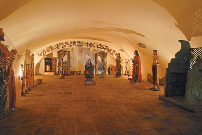 Catacumbas de La Catedral de León
