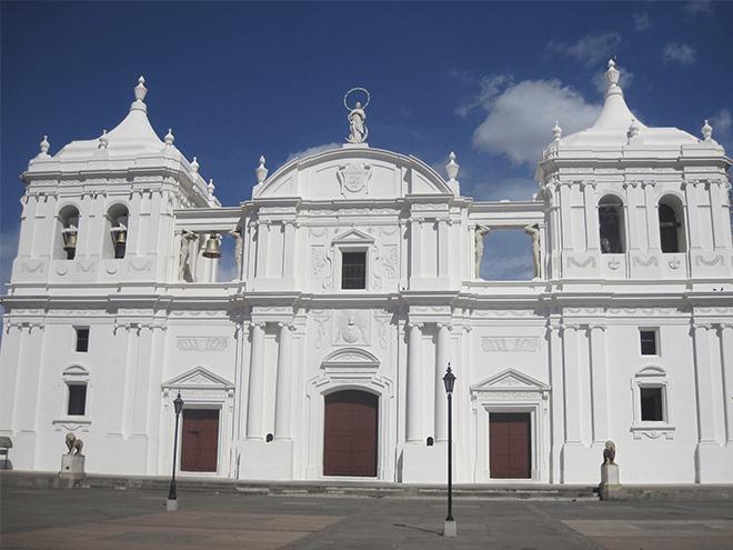 La Catedral de León: símbolo arquitectónico y orgullo mestizo en Nicaragua