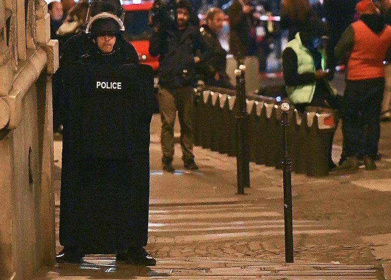 Nuevo ataque terrorista en Francia