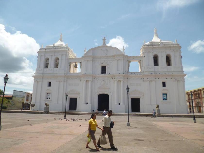 Catedral de León - Patromonio Histórico de la Humanidad