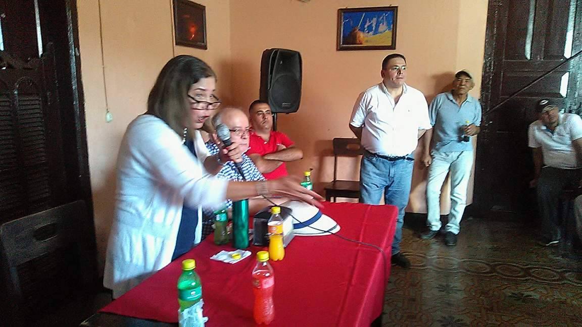 Fuerza Unida Liberal (FUL), elije su junta directiva en el municipio de León.