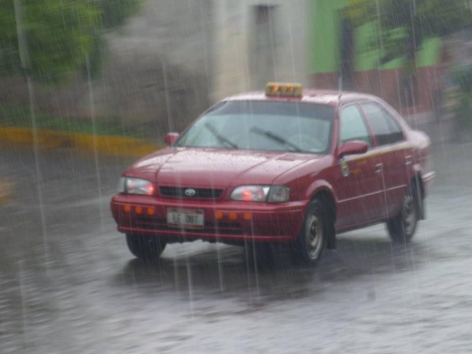 Lluvias son generadas por la Onda Tropical 31 en Nicaragua