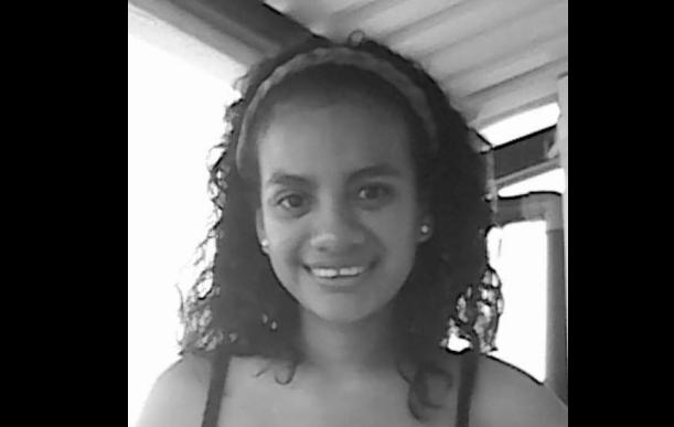 Elizabeth Espinoza - estudiante UCA secuestrada