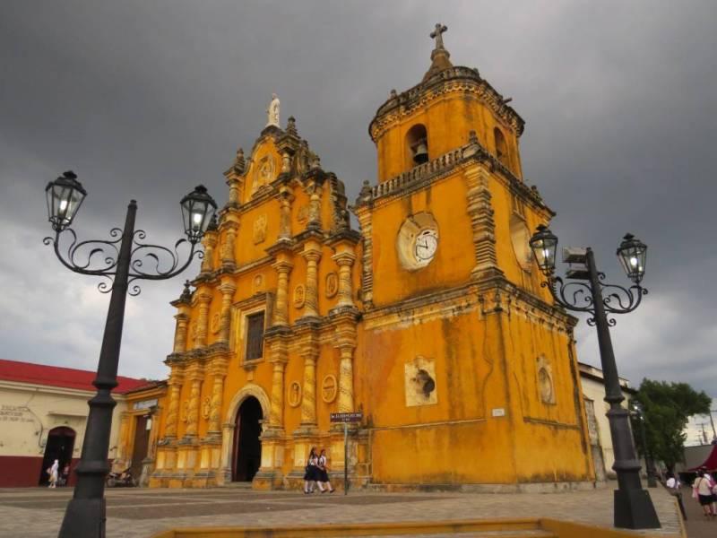 Iglesia La Recolección