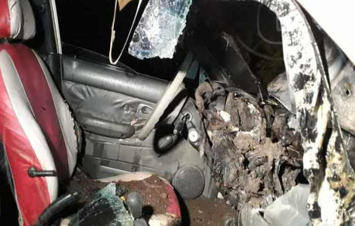 Accidente Los Cocos, Carretera León - Chinandega