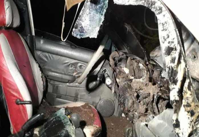Accidente Los Cocos, Carretera León - Chinandega