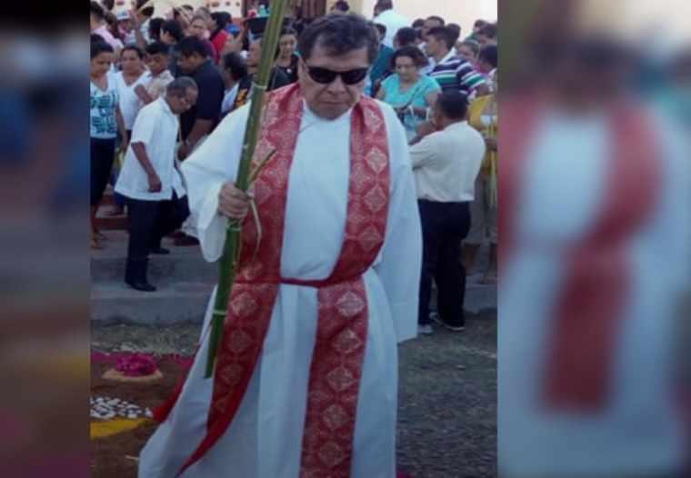 Sacerdote Abelardo Toval fue golpeado y robado por encapuchados