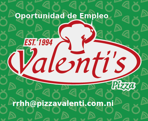 Supervisora de Restaurante – Pizza Valenti