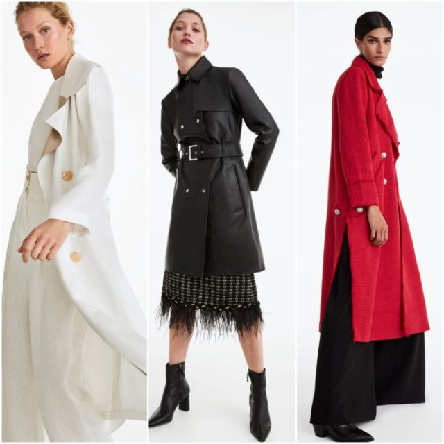 trench largos para mujer de moda invierno 2020