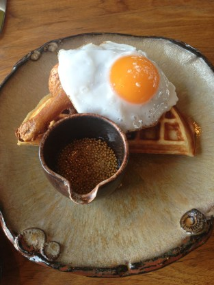 Duck and Waffle.