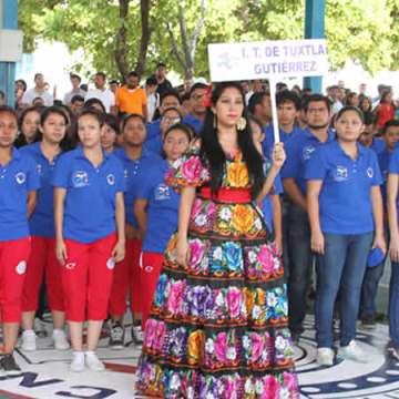 Dio Inicio el LIX Evento Prenacional Deportivo  con magna inauguración