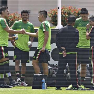 Jugadores, comprometidos con la Selección Nacional de México