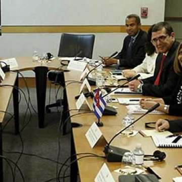 Finaliza cuarta reunión Cuba-EU más cerca de abrir embajadas
