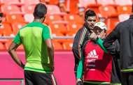 El Tricolor ya entrena en Perú