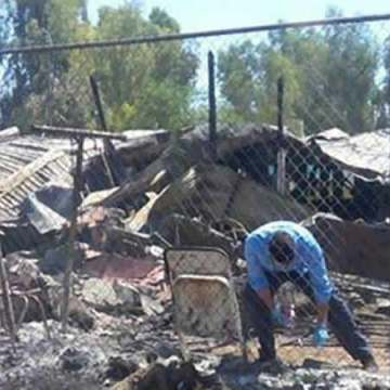 Apuntan a incendio provocado, en el asilo donde murieron 17 ancianos
