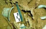 Detienen construcción de carretera por hallazgo arqueológico en Morelos