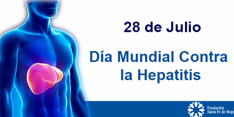 Este 28 de julio, se Conmemora el Día Mundial contra la Hepatitis B
