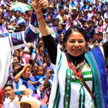 Logran mujeres indígenas mayores espacios en la esfera política: ERA