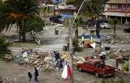 Reporta Chile más de 300 réplicas del terremoto; suman 13 muertos