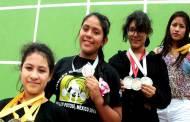 Pesas con medallas en Copa del Pavo y Nacional Infantil