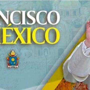 Recorridos del Papa durante su visita en la Ciudad de México