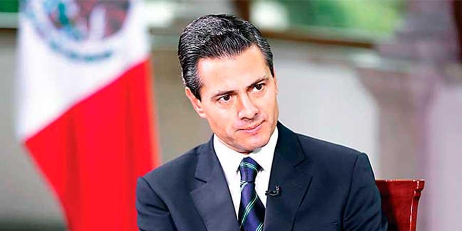 Presidencia detalla agenda de Peña Nieto para visitas a Canadá y Chile