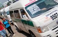 Líderes transportistas reprueban agresiones en el municipio de La Concordia
