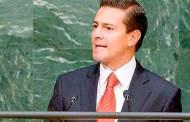 Sí, a mariguana medicinal: Enrique Peña Nieto