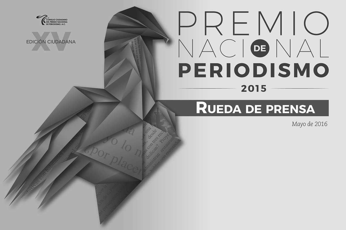 Invita UNACH a participar en la convocatoria del Premio Nacional de Periodismo